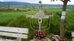 Memorial-near-Zariquiegui-Spain-Camino-de-Santiago